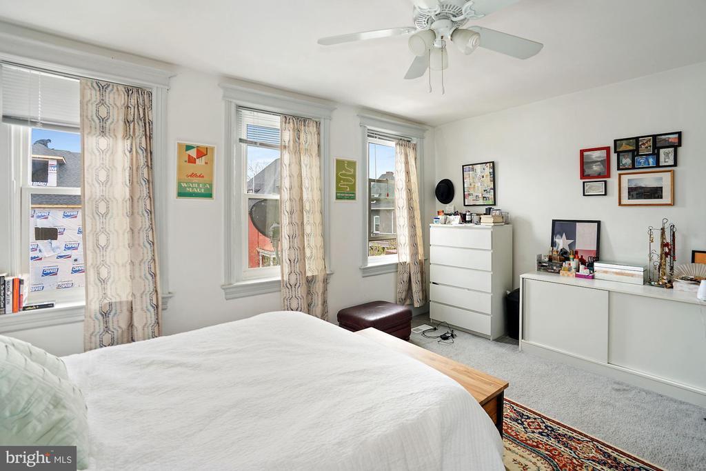 Unit #2 Bedroom 1 - 1009 OTIS PL NW, WASHINGTON