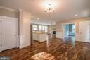 Fantastic flow throughout home. - 344 SADDLE RD, NEW MARKET