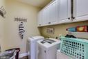 Upstairs Laundry - 19350 WRENBURY LN, LEESBURG