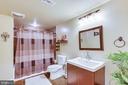 Basement Bath - 19350 WRENBURY LN, LEESBURG
