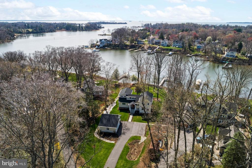 Fantastic  location on Ridout Creek - 1696 BEECH LN, ANNAPOLIS