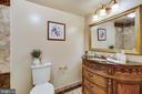Full Hall Bathroom - 11801 ROCKVILLE PIKE #1405, ROCKVILLE