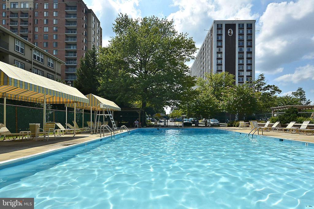 Swimming Pool - 11801 ROCKVILLE PIKE #1405, ROCKVILLE