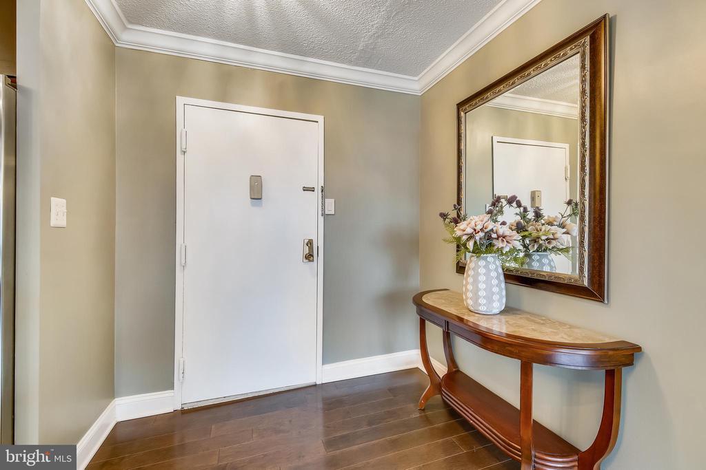 Foyer - 11801 ROCKVILLE PIKE #1405, ROCKVILLE