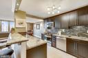Gorgeous Kitchen - 11801 ROCKVILLE PIKE #1405, ROCKVILLE