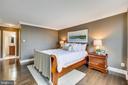 Master Bedroom - 11801 ROCKVILLE PIKE #1405, ROCKVILLE