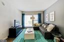 Living Room - 601 PENNSYLVANIA AVE NW #211, WASHINGTON
