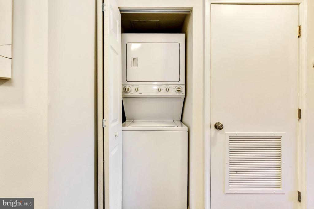 Laundry - 601 PENNSYLVANIA AVE NW #211, WASHINGTON