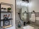 Beautiful Tile Backsplash and Granite Top! - 403 CONSTITUTION BLVD, LOCUST GROVE
