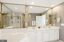 Master Bathroom - 308 S PAYNE ST, ALEXANDRIA