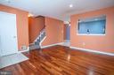 Tigerwood flooring throughout! - 13920 HIGHSTREAM PL #693, GERMANTOWN