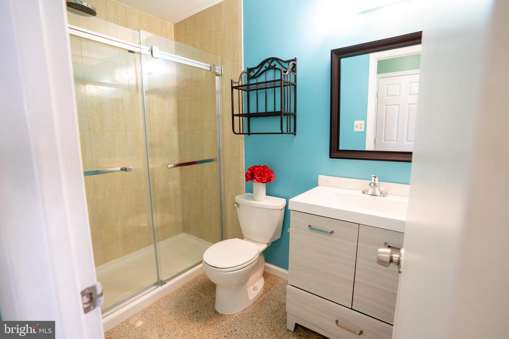 Fully renovated Master Bath! - 13920 HIGHSTREAM PL #693, GERMANTOWN