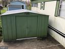Storage shed - 3417 DAHLIA LN, MIDDLE RIVER