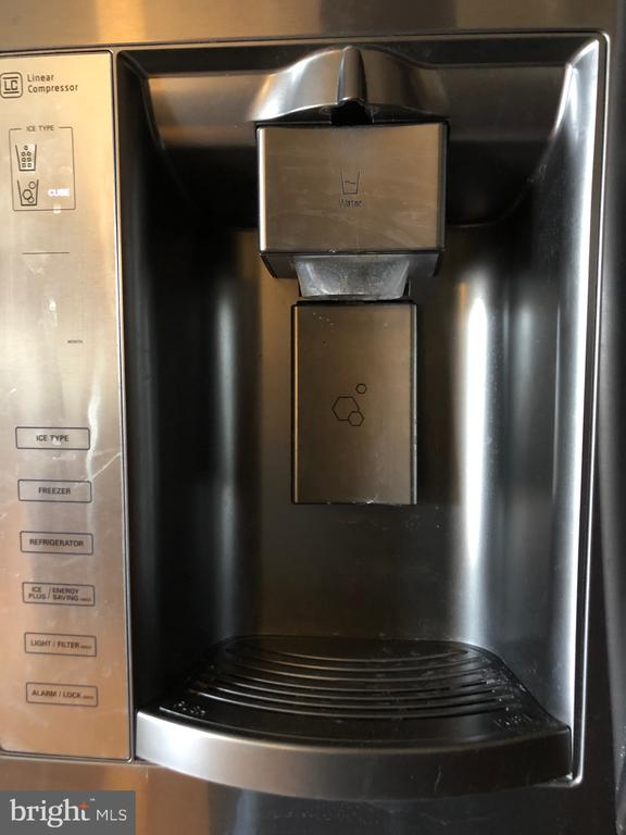 New Fridge that can be controlled by an APP - 1571 SPRING GATE DR #6314, MCLEAN