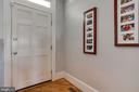 Foyer - 618 EVARTS ST NE, WASHINGTON