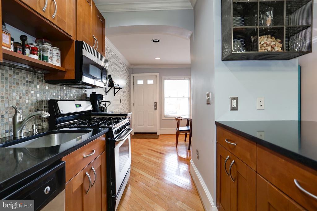 Kitchen - 618 EVARTS ST NE, WASHINGTON