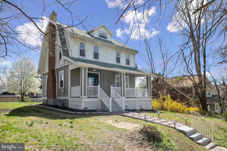 Single Family Homes για την Πώληση στο Norwood, Πενσιλβανια 19074 Ηνωμένες Πολιτείες
