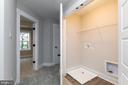 Upper laundry. - 3012 (LOT 3) THURSTON RD., FREDERICK