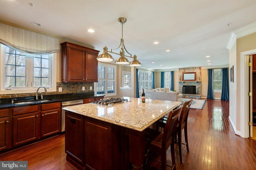 Remodeled Kitchen - 20240 MCNAMARA RD, POOLESVILLE