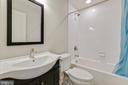 Lower Level Full bath - 20240 MCNAMARA RD, POOLESVILLE