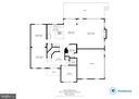Floor Plan 1st floor - 20240 MCNAMARA RD, POOLESVILLE