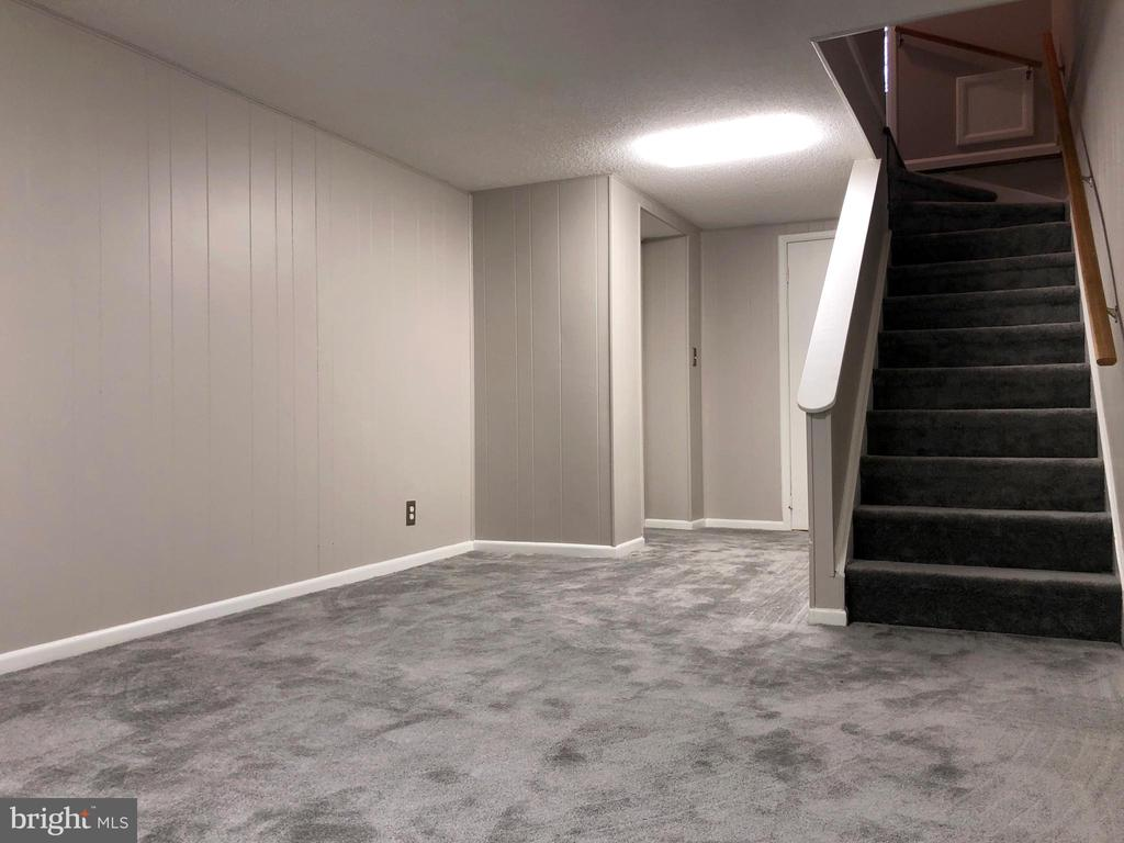 Downstairs Den - 3536 S STAFFORD ST #A2, ARLINGTON