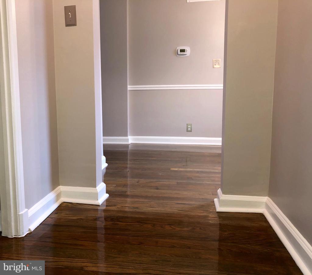 Hallway - 3536 S STAFFORD ST #A2, ARLINGTON