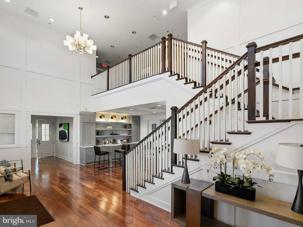 Interior of Community Clubhouse - 41488 DEER POINT CT, ALDIE