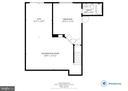 Basement Floor Plan - 3551 ESKEW CT, WOODBRIDGE