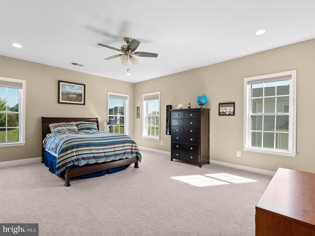 Huge 2nd Bedroom with lots of natural light - 41488 DEER POINT CT, ALDIE