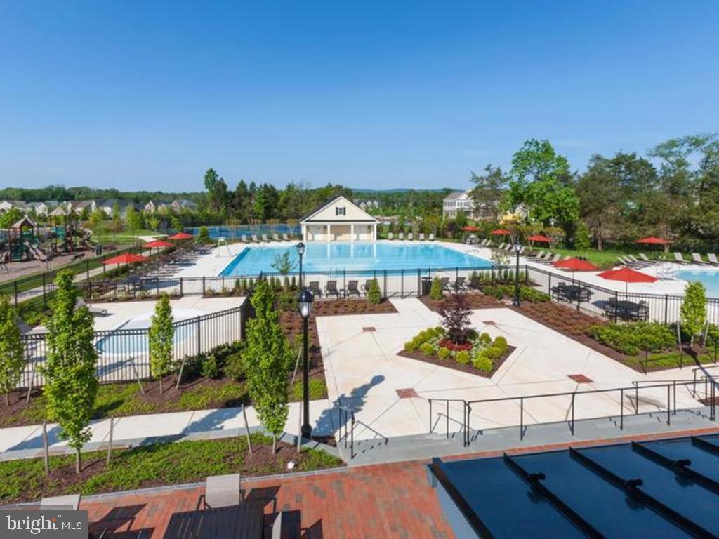 Resort Style Amenities: 3 Community pools - 41488 DEER POINT CT, ALDIE