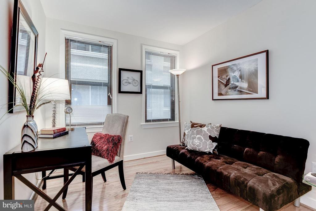 Second Bedroom or Den - 631 D ST NW #726, WASHINGTON