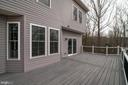 Optional deck. - 7136 MASTERS RD, NEW MARKET