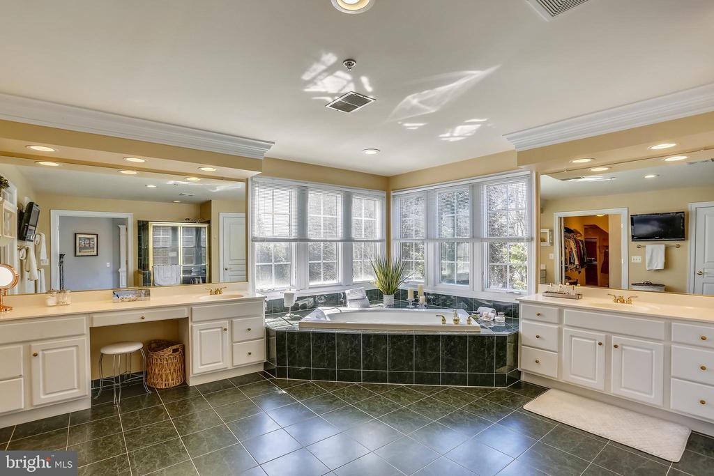 Owners' Suite Bathroom - 606 OAK KNOLL TER, ROCKVILLE
