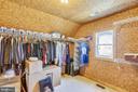 Owners' Suite Cedar Closet (one of three walk-ins) - 606 OAK KNOLL TER, ROCKVILLE