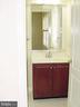 UL MBA2 Cherry Vanity, Upgraded Lights-Fixtures - 20137 BLACKWOLF RUN PL, ASHBURN