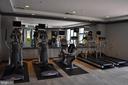 Fitness Center - 38 MARYLAND AVE #501, ROCKVILLE