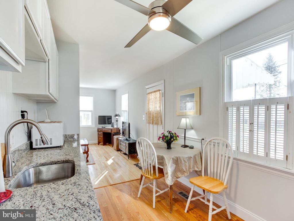 Opening to the living room and so sweet! - 6808 PICKETT DR, MORNINGSIDE