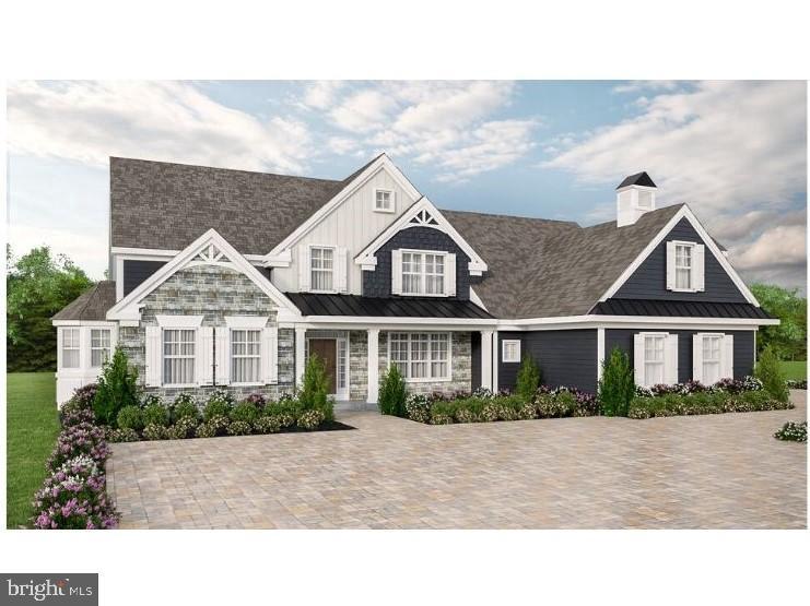 Single Family Homes per Vendita alle ore West Chester, Pensilvania 19382 Stati Uniti
