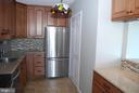 Updated Kitchen - 5500 HOLMES RUN PKWY #1517, ALEXANDRIA