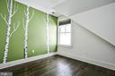 3rd bedroom - 231 N EDGEWOOD ST, ARLINGTON
