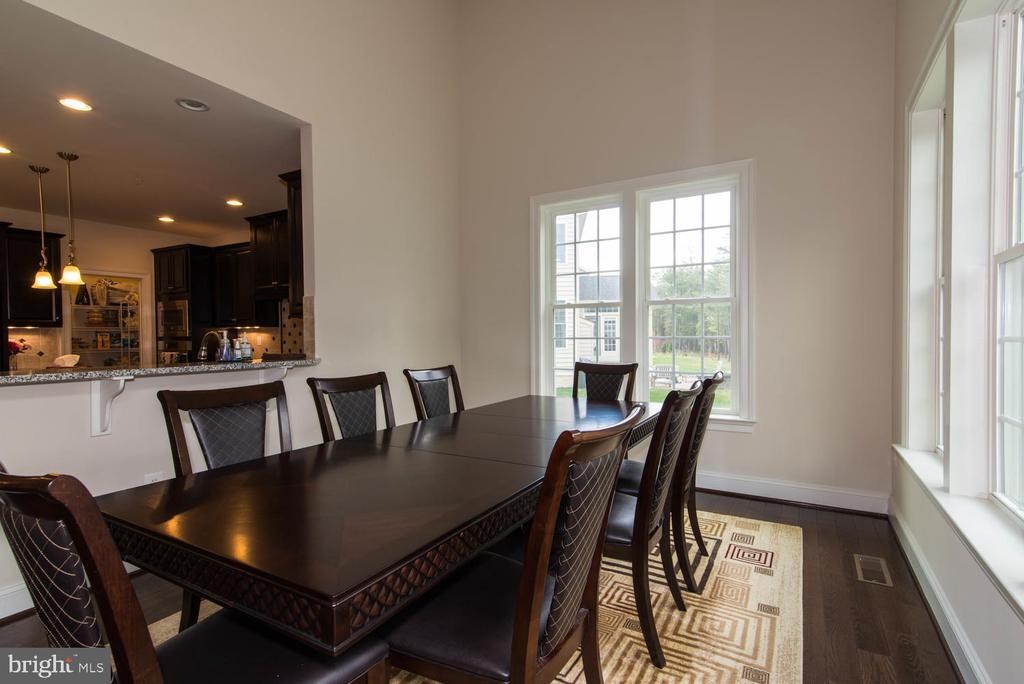Breakfast Room - 14416 CHELSEA GARDEN CT, LAUREL
