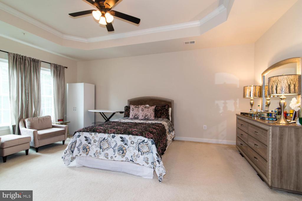 Master Bedroom - 14416 CHELSEA GARDEN CT, LAUREL