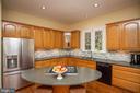 Kitchen - 2801 GIBSON OAKS DR, OAK HILL