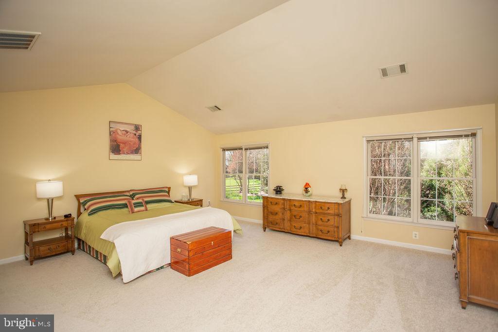 Master bedroom - 2801 GIBSON OAKS DR, OAK HILL