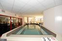 Indoor Infinity Pool for swimming exercise - 2151 JAMIESON AVE #1903, ALEXANDRIA