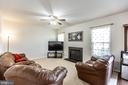 Large Family Room! - 9648 SAYBROOKE DR, BRISTOW