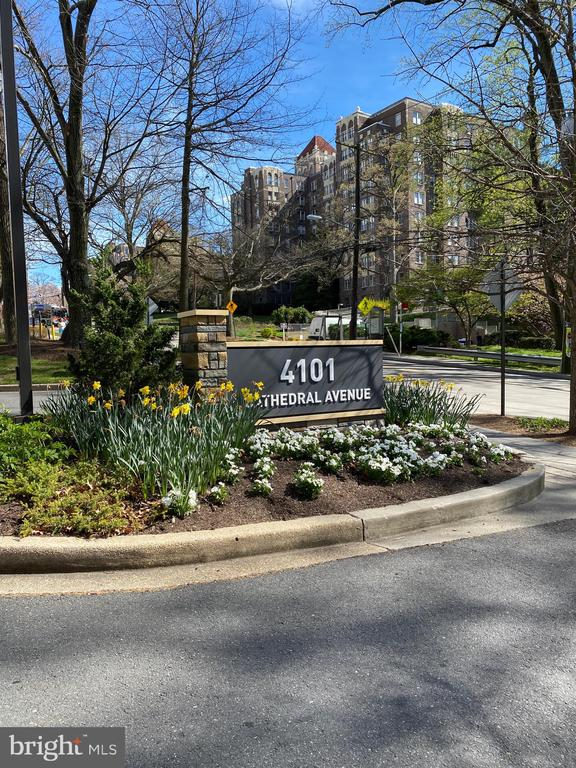 - 4101 CATHEDRAL AVE NW #501, WASHINGTON