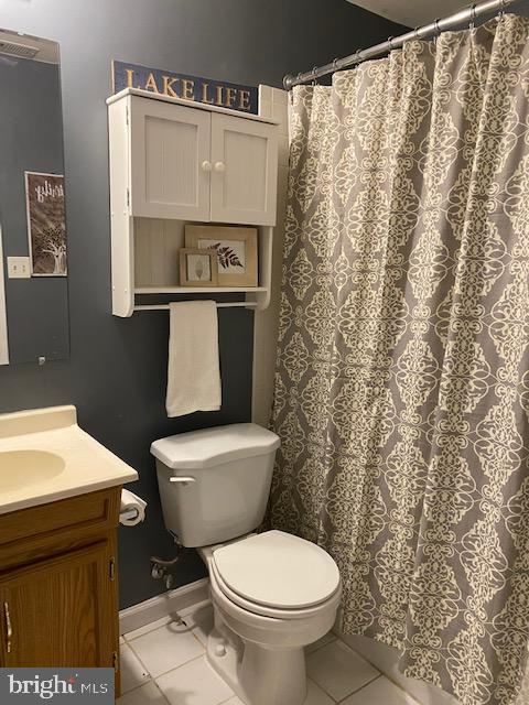 Lower level full bath - 6650 HARBOR LIGHT WAY, NEW MARKET