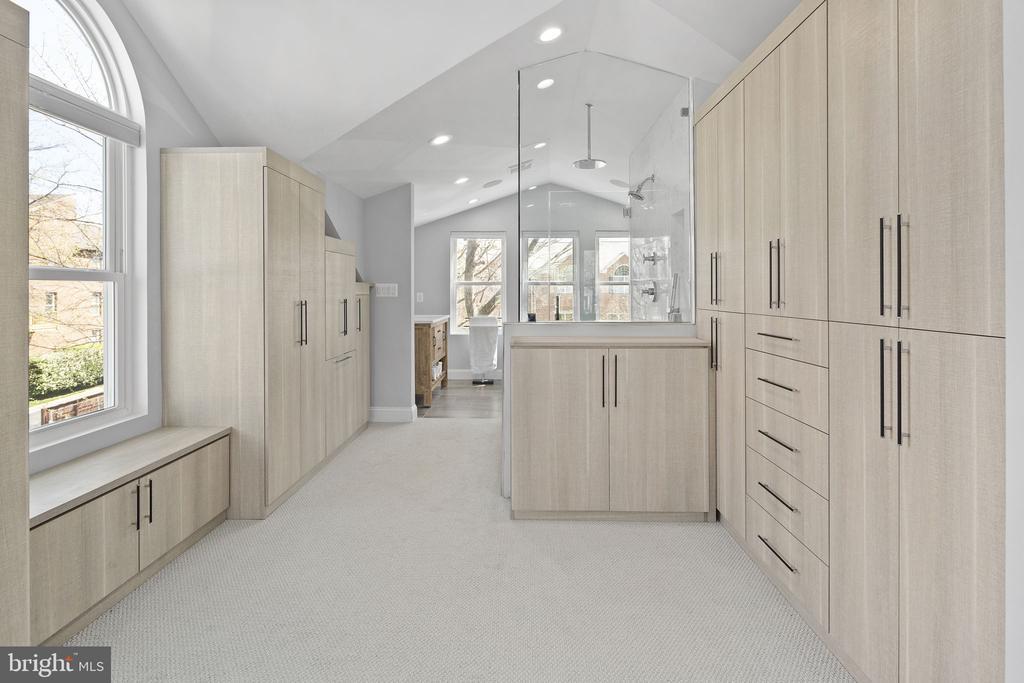 Additional custom California Closets - 1130 N UTAH ST, ARLINGTON